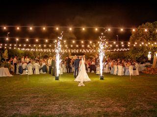 La boda de Cayetano y Alba del Rocío 2