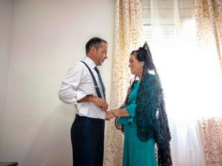 La boda de Cayetano y Alba del Rocío 3