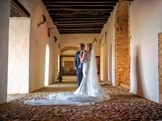 La boda de Cayetano y Alba del Rocío