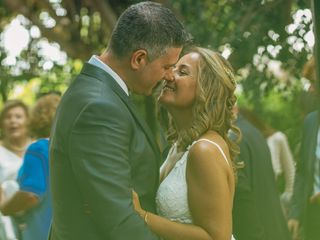 La boda de Laura y Mariano