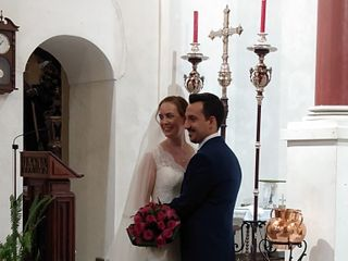 La boda de Javier  y Concepción 2