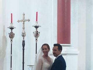 La boda de Javier  y Concepción 3