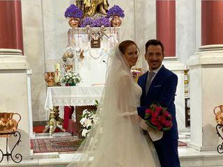 La boda de Javier  y Concepción