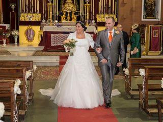 La boda de Mari y Josemari