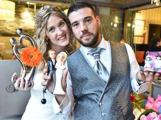 La boda de Yasmina y Ismael