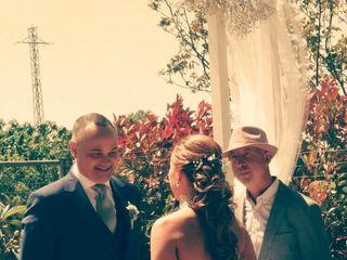 La boda de Agnès y Albert 2