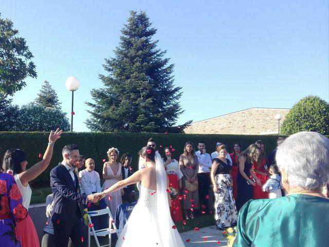 La boda de Cristian  y Cinthia en Abegondo, A Coruña 1