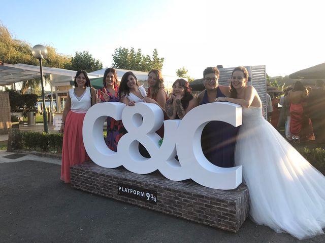 La boda de Cristian  y Cinthia en Abegondo, A Coruña 3