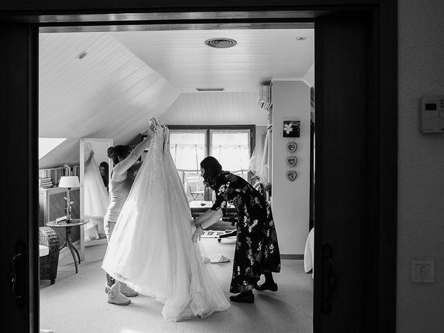 La boda de Fernando y Laura en Castillo De Viñuelas, Madrid 8