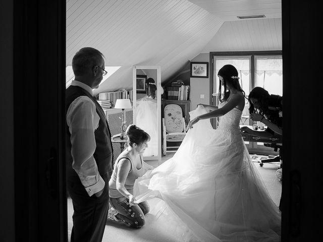 La boda de Fernando y Laura en Castillo De Viñuelas, Madrid 9