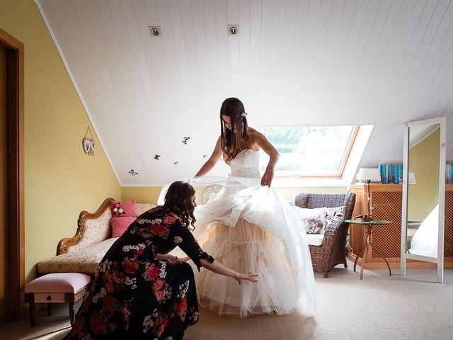 La boda de Fernando y Laura en Castillo De Viñuelas, Madrid 11
