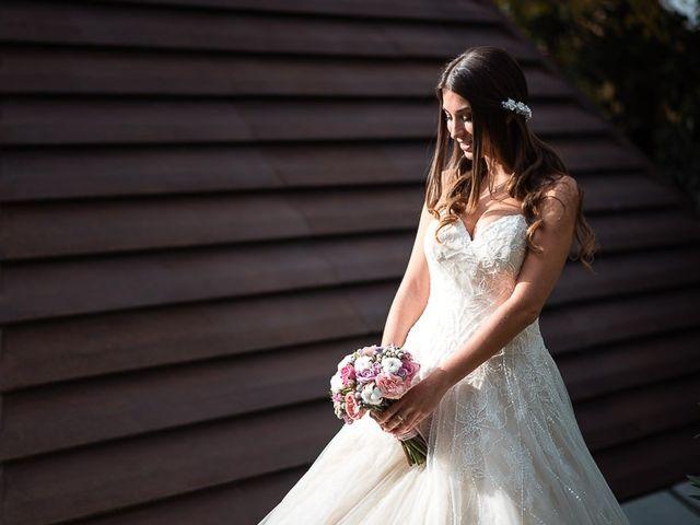 La boda de Fernando y Laura en Castillo De Viñuelas, Madrid 14