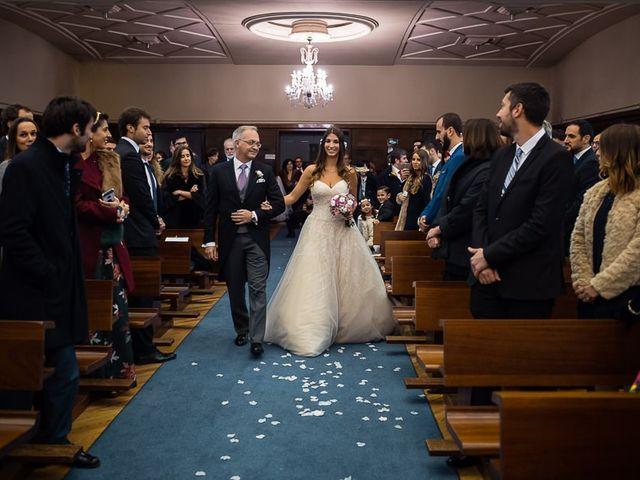 La boda de Fernando y Laura en Castillo De Viñuelas, Madrid 17