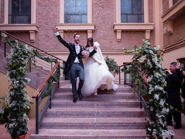 La boda de Fernando y Laura en Castillo De Viñuelas, Madrid 19