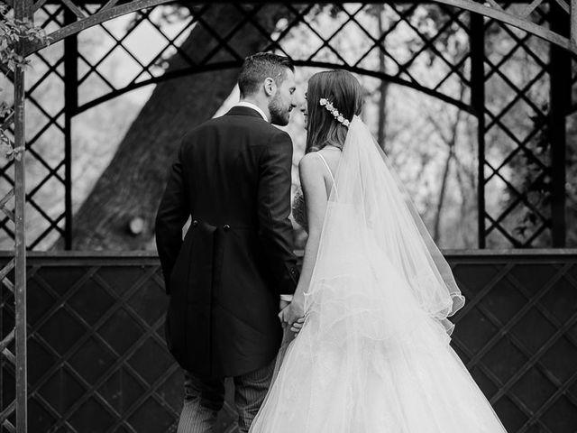 La boda de Fernando y Laura en Castillo De Viñuelas, Madrid 21