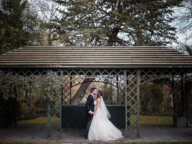 La boda de Fernando y Laura en Castillo De Viñuelas, Madrid 22