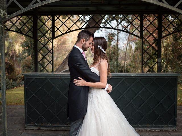 La boda de Fernando y Laura en Castillo De Viñuelas, Madrid 23