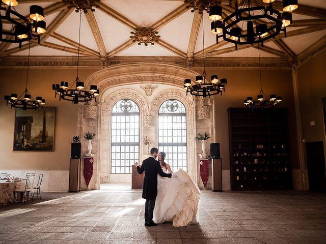 La boda de Fernando y Laura en Castillo De Viñuelas, Madrid 25