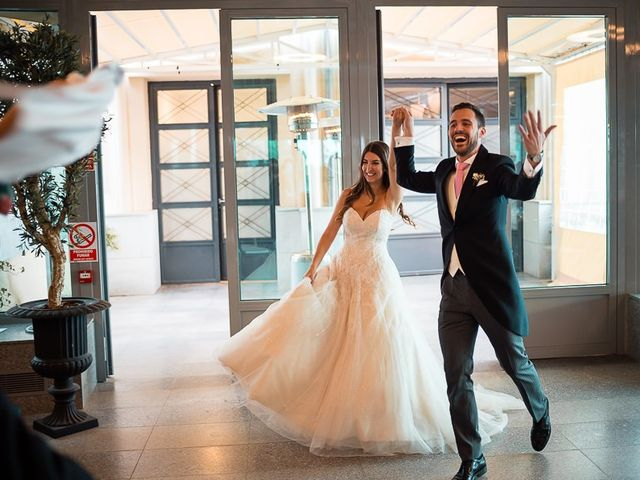 La boda de Fernando y Laura en Castillo De Viñuelas, Madrid 27