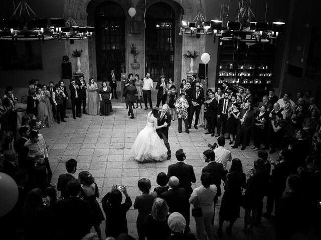 La boda de Fernando y Laura en Castillo De Viñuelas, Madrid 29