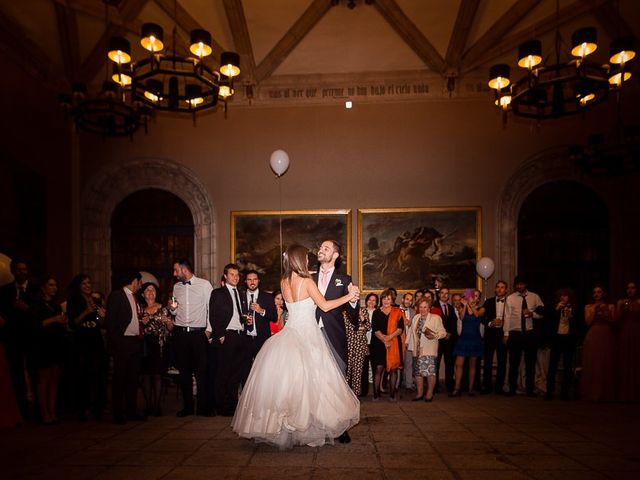 La boda de Fernando y Laura en Castillo De Viñuelas, Madrid 30