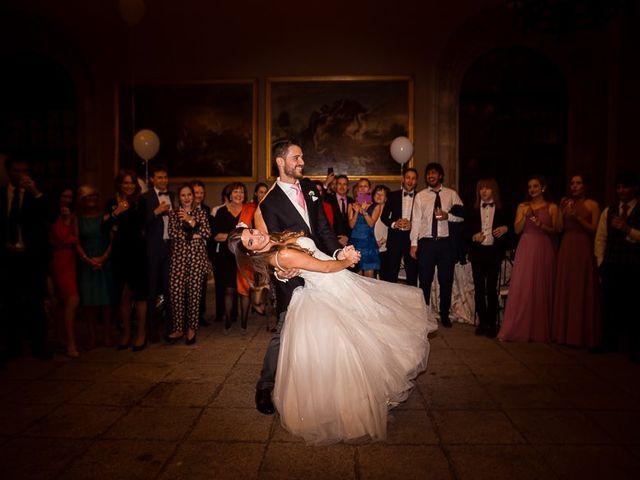 La boda de Fernando y Laura en Castillo De Viñuelas, Madrid 31