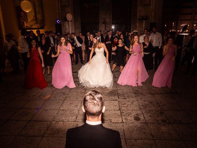 La boda de Fernando y Laura en Castillo De Viñuelas, Madrid 32