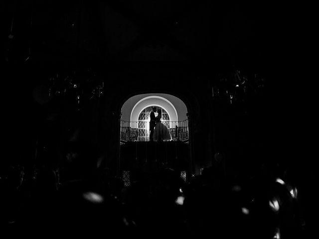 La boda de Fernando y Laura en Castillo De Viñuelas, Madrid 34