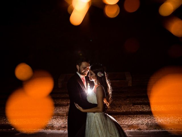 La boda de Fernando y Laura en Castillo De Viñuelas, Madrid 35