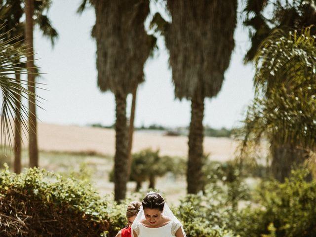 La boda de Juan y Blanca en Sanlucar De Barrameda, Cádiz 21