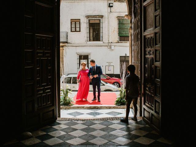 La boda de Juan y Blanca en Sanlucar De Barrameda, Cádiz 22