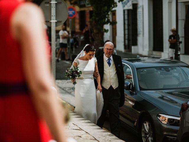 La boda de Juan y Blanca en Sanlucar De Barrameda, Cádiz 24