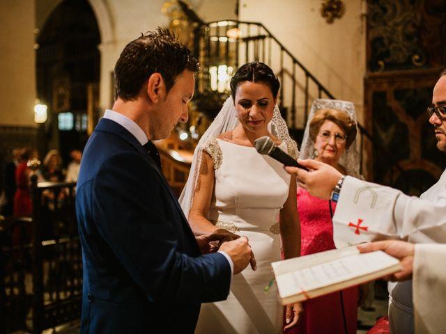 La boda de Juan y Blanca en Sanlucar De Barrameda, Cádiz 27