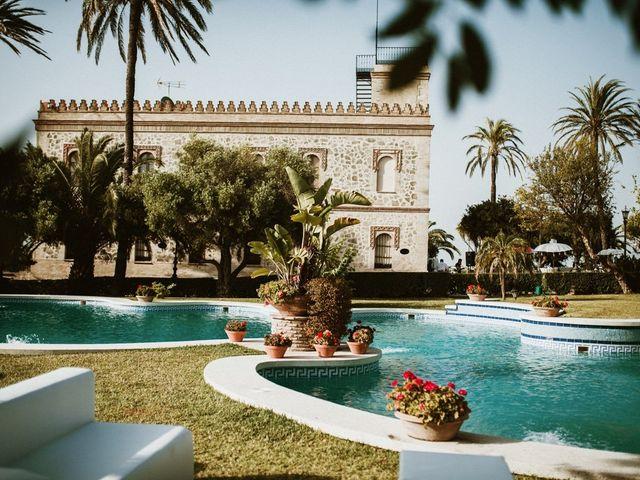 La boda de Juan y Blanca en Sanlucar De Barrameda, Cádiz 38