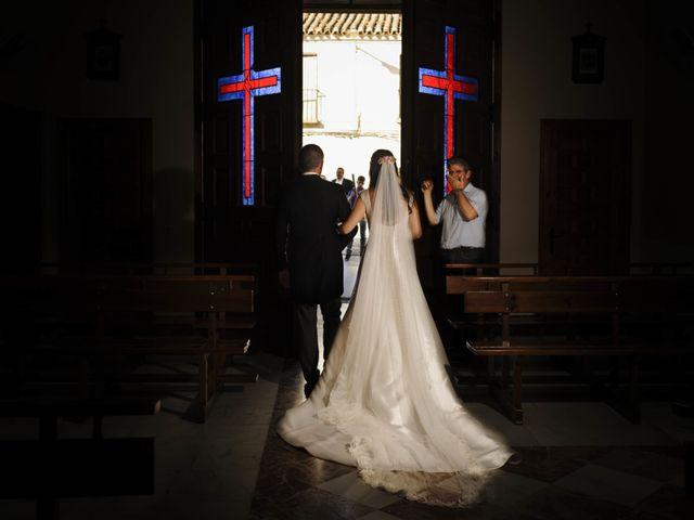 La boda de Fran y Mónica en Toledo, Toledo 5