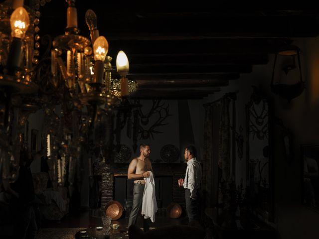 La boda de Fran y Mónica en Toledo, Toledo 7