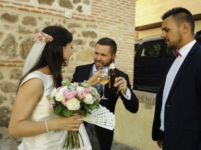 La boda de Fran y Mónica en Toledo, Toledo 17