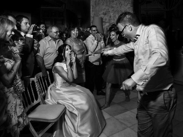 La boda de Fran y Mónica en Toledo, Toledo 28