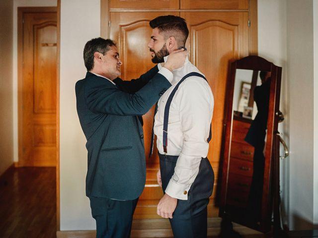 La boda de Marco y Elena en Bolaños De Calatrava, Ciudad Real 11