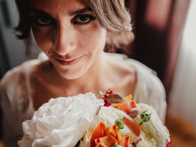 La boda de Marco y Elena en Bolaños De Calatrava, Ciudad Real 27