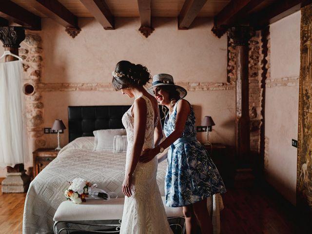 La boda de Marco y Elena en Bolaños De Calatrava, Ciudad Real 30