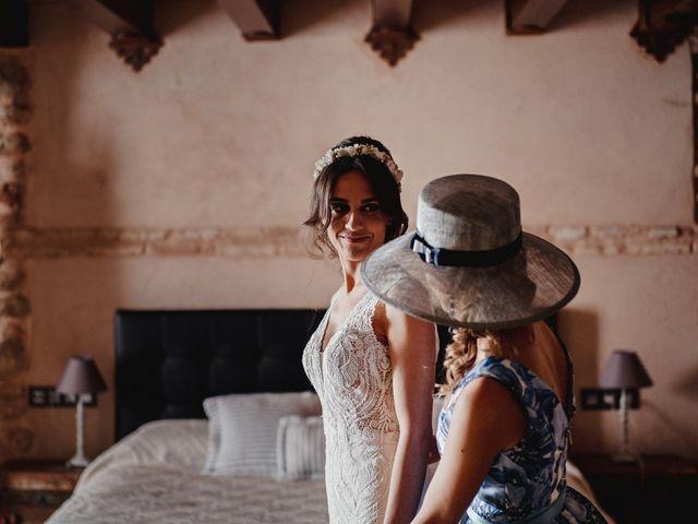 La boda de Marco y Elena en Bolaños De Calatrava, Ciudad Real 31