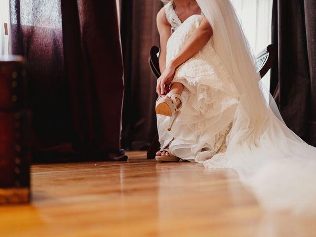 La boda de Marco y Elena en Bolaños De Calatrava, Ciudad Real 35