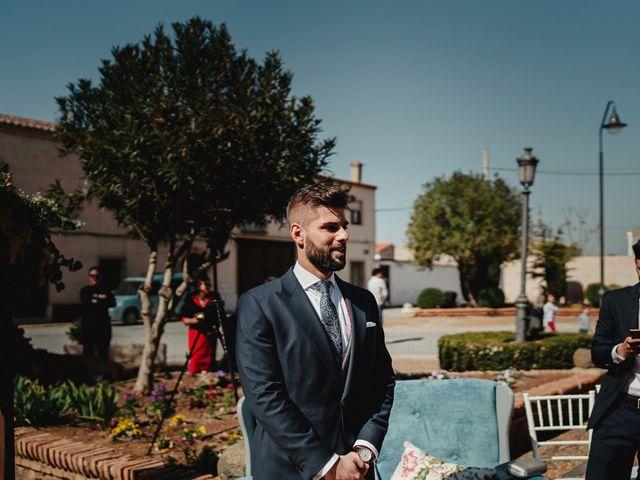 La boda de Marco y Elena en Bolaños De Calatrava, Ciudad Real 47