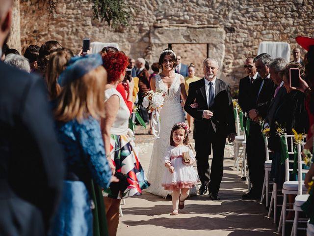 La boda de Marco y Elena en Bolaños De Calatrava, Ciudad Real 48