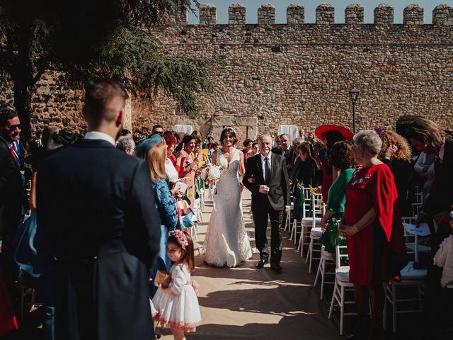 La boda de Marco y Elena en Bolaños De Calatrava, Ciudad Real 49