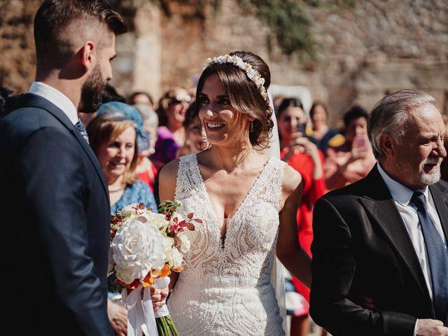 La boda de Marco y Elena en Bolaños De Calatrava, Ciudad Real 51