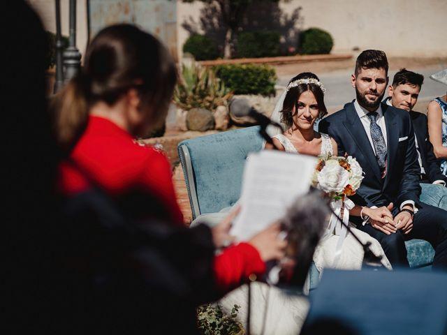 La boda de Marco y Elena en Bolaños De Calatrava, Ciudad Real 54
