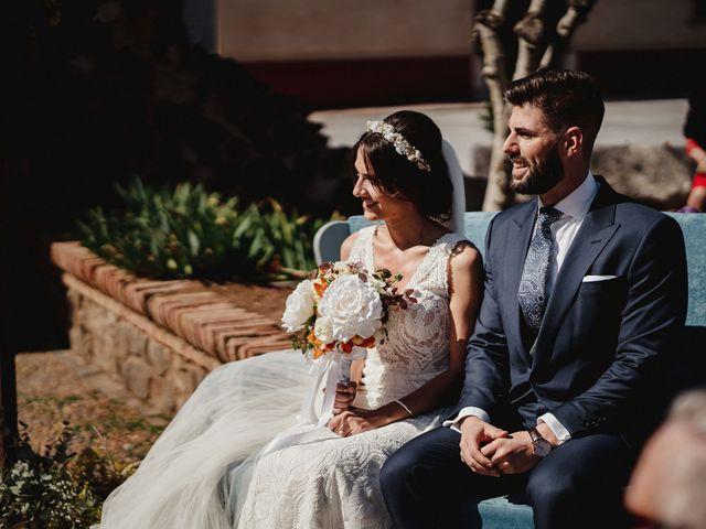 La boda de Marco y Elena en Bolaños De Calatrava, Ciudad Real 55