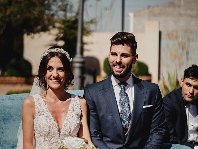 La boda de Marco y Elena en Bolaños De Calatrava, Ciudad Real 56